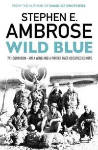 Wild Blue: 741 Squadron: On A Wing And A Prayer Over Occupied Europe