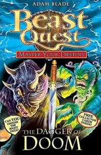 Master Your Destiny: The Dagger of Doom: Book 2 (Beast Quest)