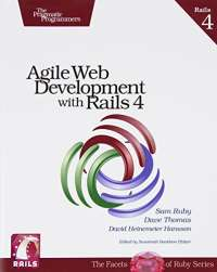 Agile Web Development with Rails 4 (Pragmatic Programmers)