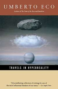 Travels in Hyperreality (Harvest Book)