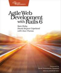 Agile Web Development with Rails 6