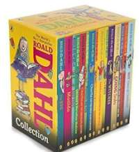 Roald Dahl 15 Book Box Set Collection