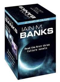 Iain M. Banks 25th anniversary box set: Books 1-3 of the Culture series