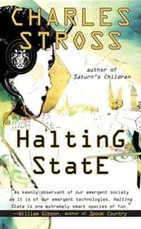 Halting State (A Halting State Novel)