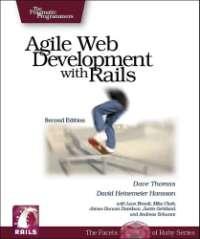 Agile Web Development with Rails, 2nd Edition