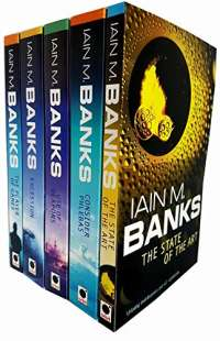Culture series 1 : 5 books collection iain m banks set
