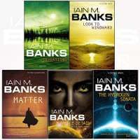 Culture series 2 : 5 books collection iain m banks set